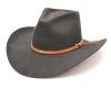 Black Wool Nashville Cowboy Hat