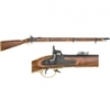 CIVIL WAR MUSKET - 3 BAND ENFIELD