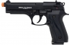 V92F Shiny Black - Blank Front Firing Replica Gun