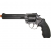 Zoraki R1 Revolver 6'' Barrel Black Finish - Front Firing Blank Gun
