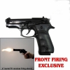 Jackal Compact Black - Full Auto Replica Machine Pistol