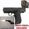 M925 Black - Full Auto Blank Machine Pistol