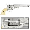 Collectors Classics II M1851 Navy Revolver Nickel Finish