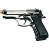 V92F Compact Shiny Chrome- Blank Firing Replica Gun