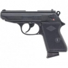 James Bond Style, PPK, Black 9MM Blank Firing Gun
