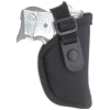 Gunmate Hip Holster Size 00 Fits Small-Frame Pistols Black