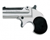 Derringer .22 cal Blank Pistol Chrome Finish