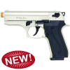 Dicle 8000 Front Firing Blank Gun Satin Finish