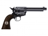 John Wayne Colt CO2 BB Revolver, Blued