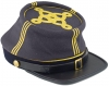 CIVIL WAR UNION OFFICER'S KEPI WITH BRAID