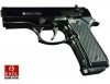 DICLE 8000 BLANK FRONT FIRING GUN SHINY BLACK FINISH