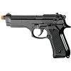 Kimar Model 92 Front Firing Blank Gun Black Finish