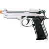 Kimar Model 92 Front Firing Blank Gun Chrome Finish