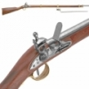 CHARLEVILLE RIFLE WITH BAYONET - AMERICAN REVOLUTIONARY WAR