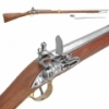 BROWN BESS RIFLE WITH BAYONET