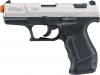 WALTHER P99 BLANK FIRING PISTOL, 2 TONE FINISH