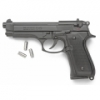 M92 BLANK FIRING GUN, BLUED FINISH