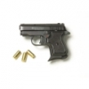TUNA 950 JF BLANK FIRING PISTOL BLACK FINISH