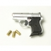 TUNA 950 JF BLANK FIRING PISTOL NICKEL FINISH
