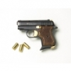 TUNA 950 JF BLANK FIRING PISTOL BLACK/GOLD FINISH