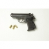 MAJOR SEMI AUTOMATIC BLANK FIRING PISTOL BLACK FINISH