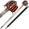 Hanwei Scottish Basket Hilt Broadsword