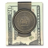 CONFEDERATE MONEY CLIP