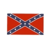 CIVIL WAR FLAG - CONFEDERATE 'STARS AND BARS': 3'X5' NYLON