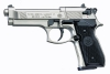 Beretta Air Pistol Nickel