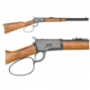M1892 WESTERN RIFLE WITH LOOP LEVER BLACK FINISH