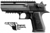 Baby Desert Eagle BB Pistol- Black