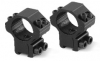 "1in Medium Profile ""Premium"" Rings for 11m (3/8"") Dovetail Two Piece Mounts by CenterPoint"