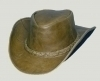 Leather Cowboy Hats